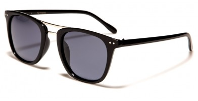 Round Unisex Polarized Sunglasses Wholesale PZ-713043