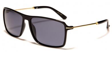 Rectangle Men's Polarized Wholesale Sunglasses PZ-713045