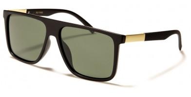 Classic Flat Top Polarized Sunglasses Bulk PZ-713062