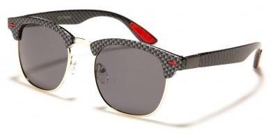 Classic Semi-Rimless Polarized Sunglasses Wholesale PZ-713065