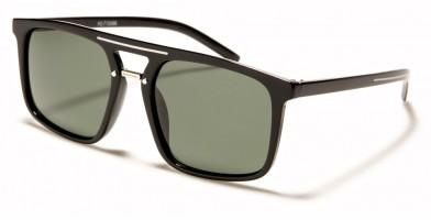 Oval Brow Bar Polarized Sunglasses Wholesale PZ-713066