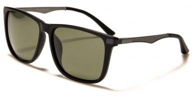 Polarized Aluminum Temples Wholesale Sunglasses PZ-AL-204