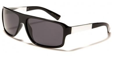 Polarized Aluminum Temples Sunglasses Wholesale PZ-AL-206