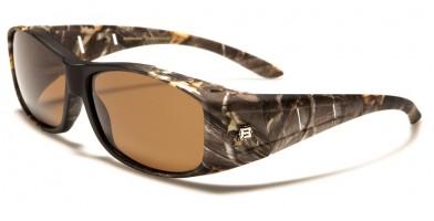 Barricade Polarized Fit-Over Bulk Sunglasses PZ-BAR603-CAMO