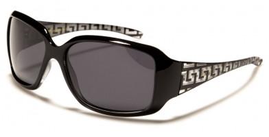 Giselle Rectangle Polarized Sunglasses Wholesale PZ-GSL22248