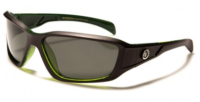 Nitrogen Wrap Around Polarized Bulk Sunglasses PZ-NT7074