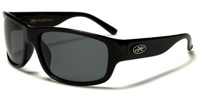 X-Loop Rectangle Polarized Wholesale Sunglasses PZ-X2503