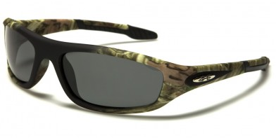 X-Loop Camouflage Polarized Sunglasses Bulk PZ-X2531