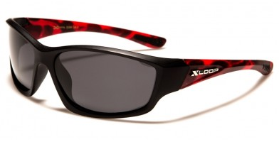 X-Loop Oval Polarized Sunglasses Wholesale PZ-X2594