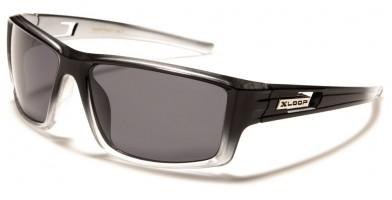 X-Loop Wrap Around Polarized Bulk Sunglasses PZ-X2622