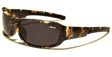 X-Loop Camouflage Polarized Wholesale Sunglasses PZ-X3612