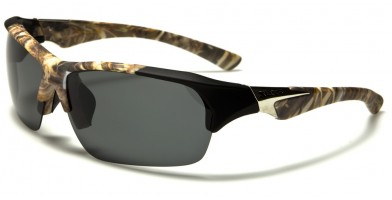 X-Loop Polarized Camouflage Wholesale Sunglasses PZ-X3614