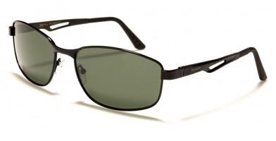 X-Loop Polarized Aluminum Temples Bulk Sunglasses PZ-XL35003