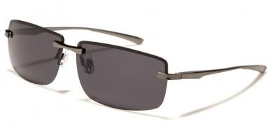 X-Loop Polarized Aluminum Temples Bulk Sunglasses PZ-XL35005