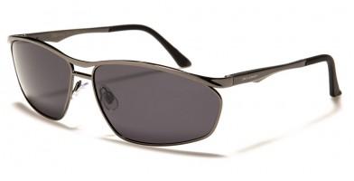 X-Loop Polarized Aluminum Temples Bulk Sunglasses PZ-XL35008