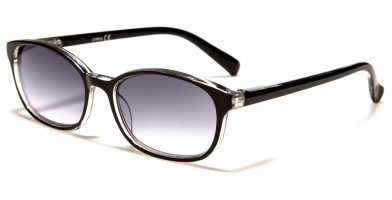 Oval Unisex Sun Readers Wholesale R386-SUN