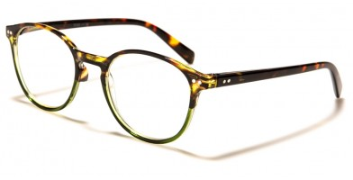 Round Classic Unisex Readers Wholesale R389-ASST