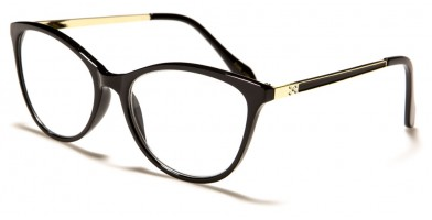 Cat Eye Women's Reading Wholesale Glasses R396-ASST