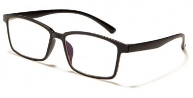 Rectangle Unisex Reading Glasses Wholesale R400-ASST