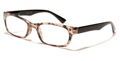 Rectangle Women's Reading Wholesale Glasses R401-ASST