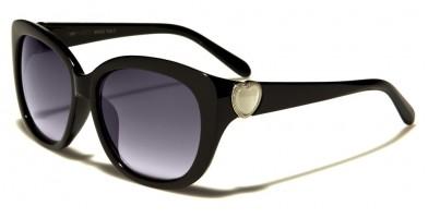 Romance Round Women's Sunglasses In Bulk ROM90032