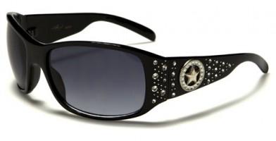 Romance Rectangle Women's Bulk Sunglasses ROM98007