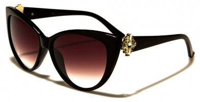 VG Cat Eye Rhinestone Sunglasses Wholesale RS1859