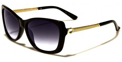 VG Rectangle Rhinestone Sunglasses In Bulk RS1862