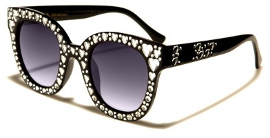 VG Classic Rhinestone Sunglasses in Bulk RS1935
