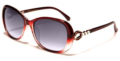VG Oval Rhinestone Bulk Sunglasses RS1948