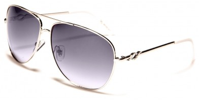 VG Aviator Rhinestone Sunglasses in Bulk RS1958