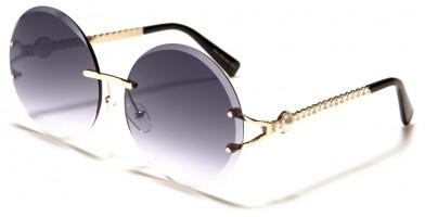 VG Round Rimless Sunglasses Wholesale RS1980