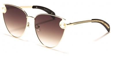 VG Cat Eye Rhinestone Wholesale Sunglasses RS1981
