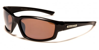 Road Warrior Rectangle Men's Bulk Sunglasses RW7258