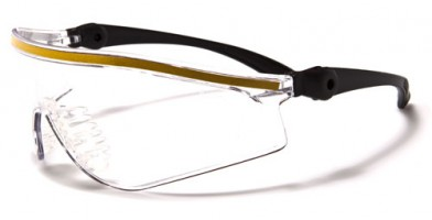 Clear Lens Safety Goggles In Bulk SS54MIX