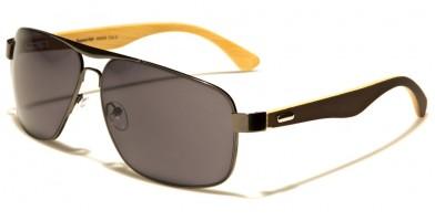 Superior Wood Unisex Sunglasses Bulk SUP88006