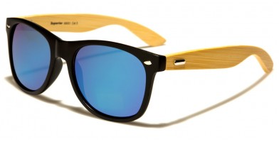 Superior Classic Wood Wholesale Sunglasses SUP89001