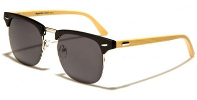 Superior Classic Wood Sunglasses Bulk SUP89002
