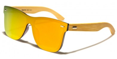 Superior Classic Wood Wholesale Sunglasses SUP89005