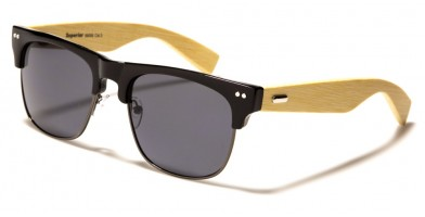 Superior Classic Bamboo Sunglasses Wholesale SUP89006