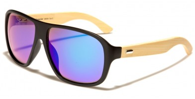 Superior Wood Unisex Sunglasses Wholesale SUP89009
