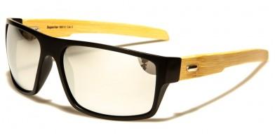 Superior Rectangle Men's Sunglasses SUP89012