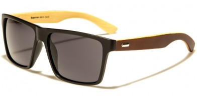 Superior Classic Bamboo Sunglasses Wholesale SUP89013