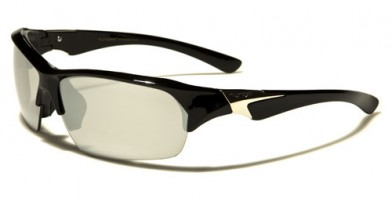 Tundra Semi-Rimless Men's Bulk Sunglasses TUN4003