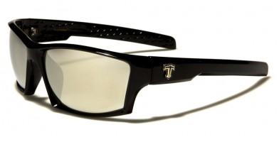 Tundra Wrap Around Men's Wholesale Sunglasses TUN4009