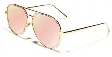 VG Aviator Women's Wholesale Sunglasses VG21052