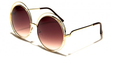 VG Round Women's Sunglasses Wholesale VG21069
