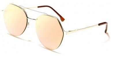 VG Round Women's Sunglasses Wholesale VG21092