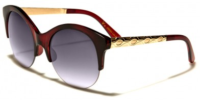 VG Round Women's Sunglasses Wholesale VG29093GC