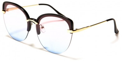 VG Semi-Rimless Cat Eye Sunglasses in Bulk VG29282